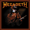 MEGADETH (SO WHAT SOLDIER) Patch