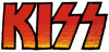 KISS (LOGO) Patch