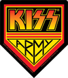 KISS (KISS ARMY) Sticker