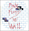 PINK FLOYD (THE WALL) Sticker