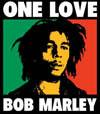 BOB MARLEY (ONE LOVE)  Sticker