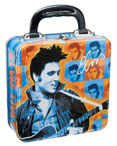 elvis lunch box