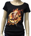 HUNGER GAMES (FIRE) Babydoll