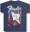 FENDER (FLAG GUITAR )
