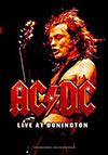 ACDC (LIVE AT DONINGTON) Flag