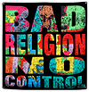 BAD RELIGION (NO CONTROL) Flag
