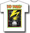 BAD BRAINS (DISTRESSED CAPITOL ON WHITE)