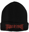 CRADLE OF FILTH (LOGO) Beanie