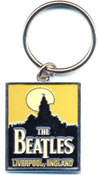 BEATLES (LIVERPOOL) Keychain