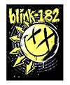 BLINK 182 (NEW SMILE) Sticker
