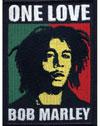BOB MARLEY (ONE LOVE) Patch