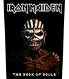 IRON MAIDEN (THE BOOK OF SOULS) Back Patch