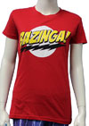BIG BANG THEORY (BAZINGA) Babydoll