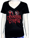 CANNIBAL CORPSE (BLOOD GHOUL) Babydoll