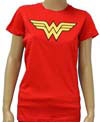 WONDER WOMAN (LOGO) Babydoll