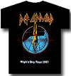 DEF LEPPARD (TOUR 1981)