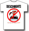DESCENDENTS (THOU SHALL NOT) White
