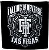 FALLING IN REVERSE (LOST VEGAS) Flag