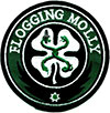 FLOGGING MOLLY (SHAMROCK) Patch