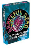 GRATEFUL DEAD (JEU DE CARTES) Playing Cards