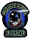 GRATEFUL DEAD (UNIVERSE SKULL) Sticker