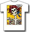 GRATEFUL DEAD (POP ART BERTHA) White