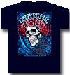 GRATEFUL DEAD (BERTHA BALLROOM) Navy