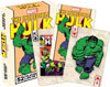 INCREDIBLE HULK (SMASH) Playing Cards