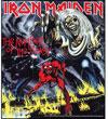 IRON MAIDEN (THE BEAST) Sticker