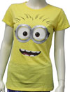 DESPICABLE ME (BIG FACE) Babydoll
