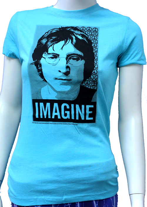 JOHN LENNON (IMAGINE SQUARE) Babydoll