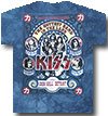 KISS (COBO HALL DETROIT) Tye Dye