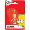 SIMPSONS (SMALL BART) Band Keychains