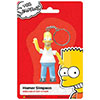 SIMPSONS (SMALL HOMER) Band Keychains