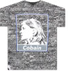 KURT COBAIN (KURT BLUE BORDER) V-Neck