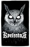KVELERTAK BARTLETT (OWL) Flag