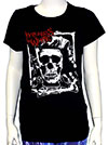 MOTIONLESS IN WHITE (LONG HAIR SKULL) Babydoll