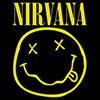 NIRVANA (SMILEY) Magnet