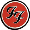 FOO FIGHTERS (ROUND LOGO) Patch