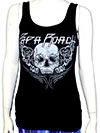 PAPA ROACH (LITTLE DIRTY GIRL ) Babydoll Tank
