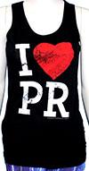 PAPA ROACH (I HEART PR) Babydoll Tank