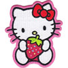 HELLO KITTY (STRAWBERRY SWEET) Patch