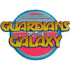 GUARDIANS OF THE GALAXY (RETRO LOGO) Patch