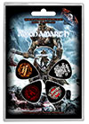 AMON AMARTH (JOMSVIKING) Guitar Picks
