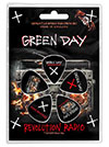 GREEN DAY (REVOLUTION RADIO) Guitar Pick