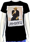 PHARRELL WILLIAMS (SITTING WITH DRINK) Babydoll