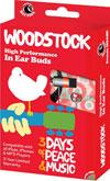 WOODSTOCK (PEACE) In-Ear Buds