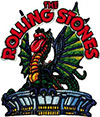 ROLLING STONES (DRAGON) Patch