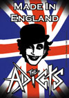 ADICTS (UNION JACK) Sticker