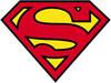 SUPERMAN (STANDARD) Sticker
